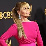 Jane Fonda in 2017
