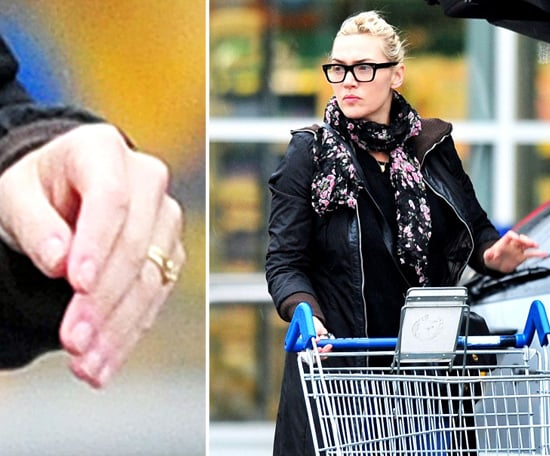 Kate Winslet's Wedding Ring (Pictures)