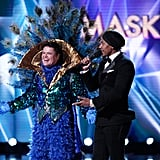 The Peacock Is . . . Donny Osmond!