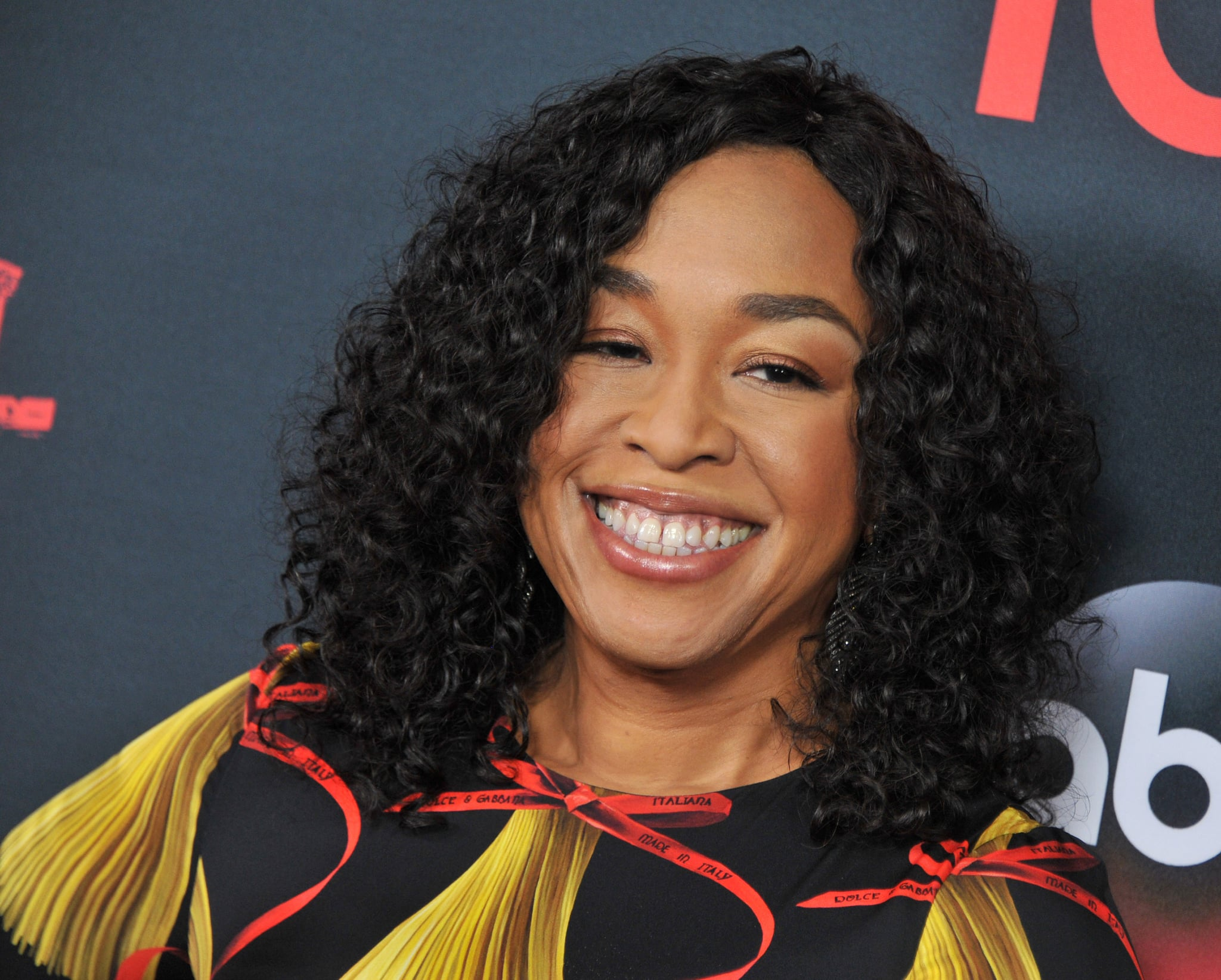 WEST HOLLYWOOD, CA - APRIL 08: Creator/exective producer Shonda Rhimes arrives at ABC's