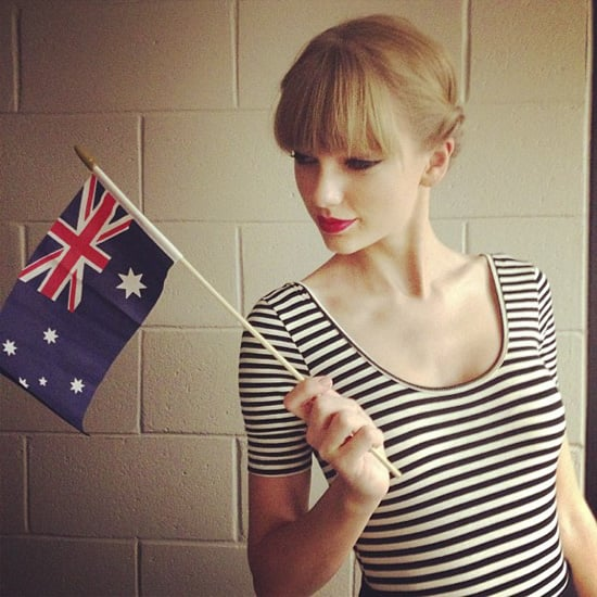 Taylor Swift Australian Photo Diary 2012: ARIAs and More