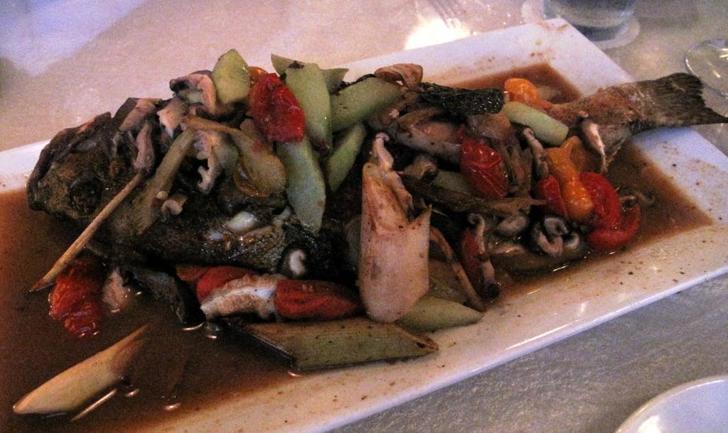 Thai-Style Whole Fish