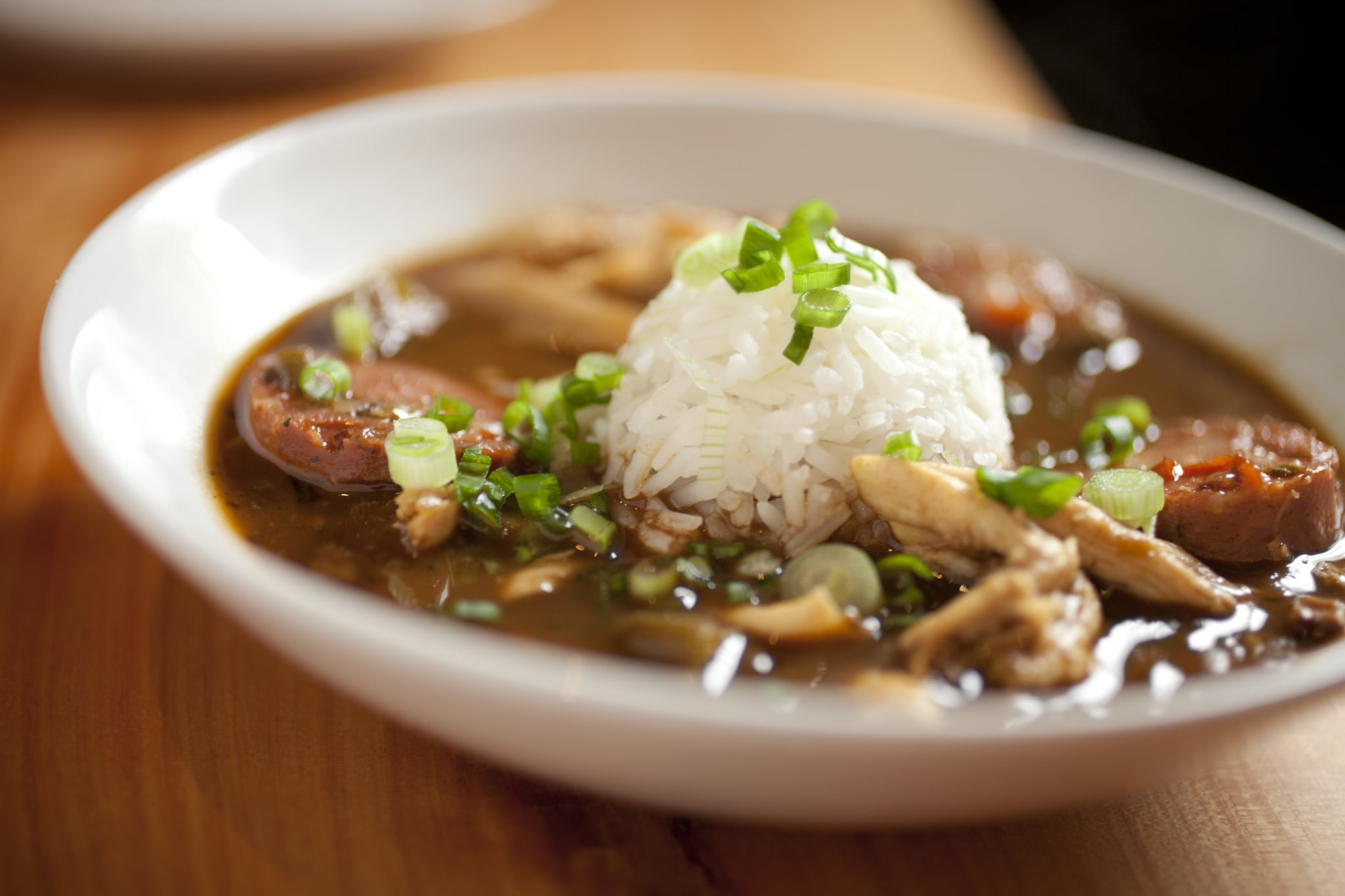 The Difference Between Gumbo Jambalaya And Etouffee Popsugar Food
