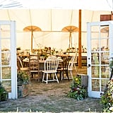 Rural Outdoor Reception