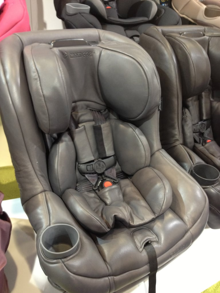the leather car seats maxi cosi showcased last year will hit the new kid and baby products. Black Bedroom Furniture Sets. Home Design Ideas
