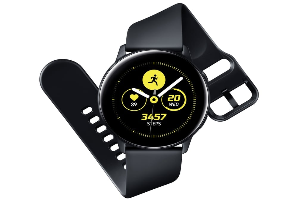 Samsung Galaxy Watch Active (40mm) Black