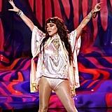 Kesha at the 2019 American Music Awards
