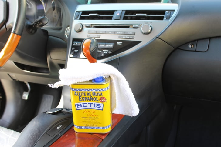 interior shine how to clean the inside of your car popsugar australia parenting photo 3
