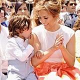 Jennifer Lopez's Son