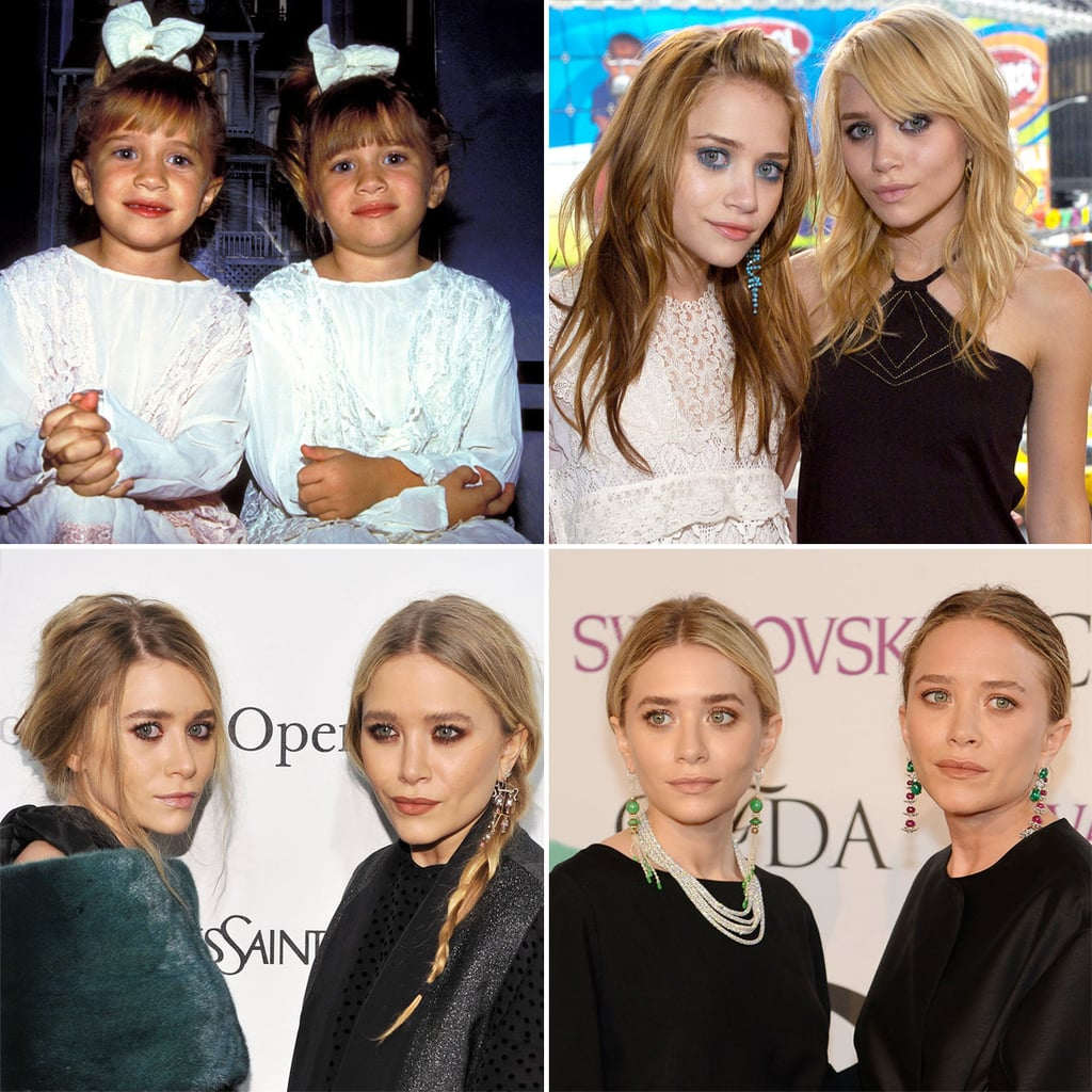 Mary kate olsen and ashley olsen