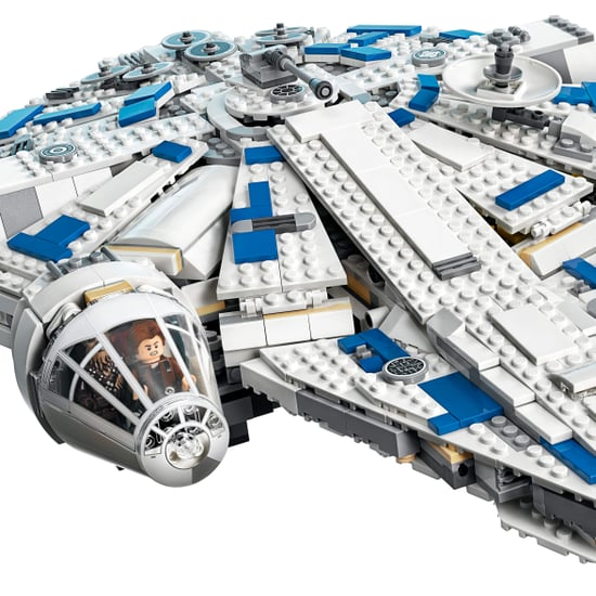 Kessel Run Millennium Falcon Lego Set For Han Solo Movie