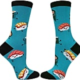 Novelty Sushi Crew Socks