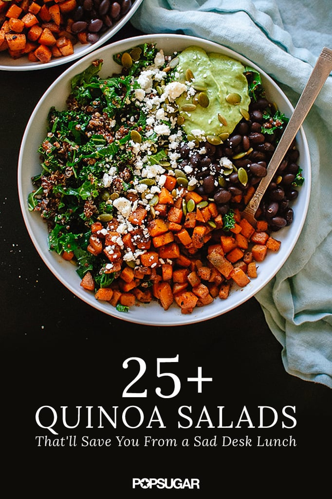 Quinoa salad recipes popsugar food quinoa salad recipes forumfinder Images