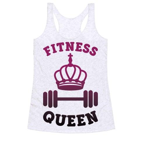 Fitness Queen Tank