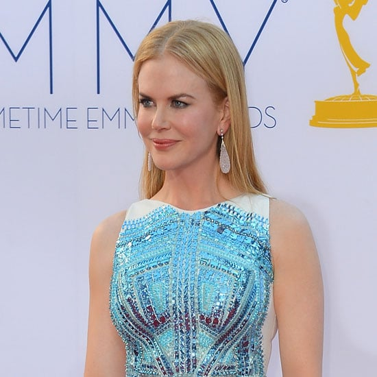 David Babaii Reveals How to Get Nicole Kidman's Super Straight Hair at the 2012 Emmy Awards