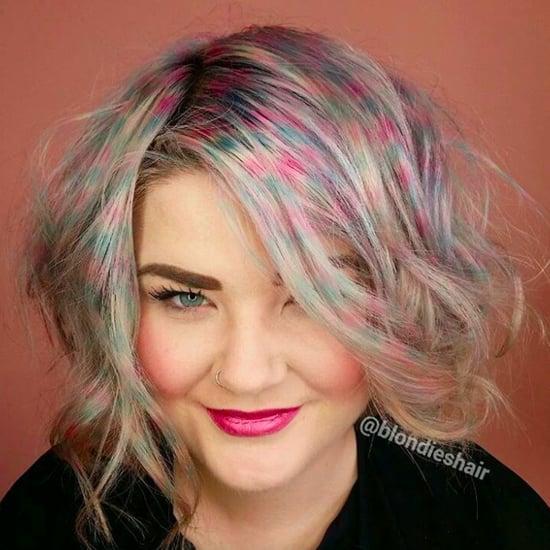 Confetti Hair Color Trend