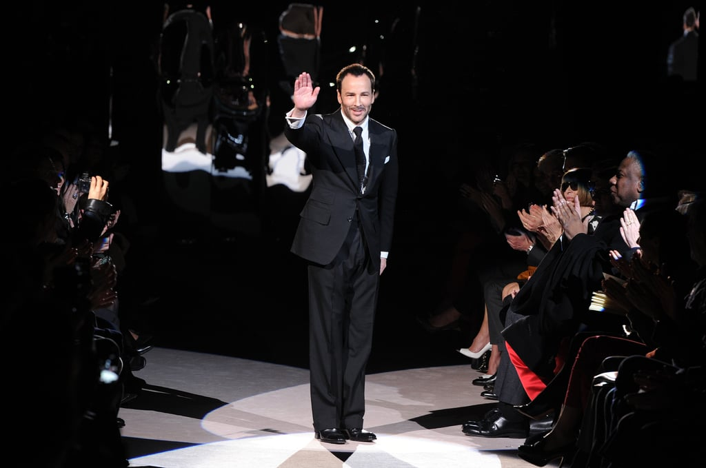 2013 Autumn Winter London Fashion Week: Tom Ford