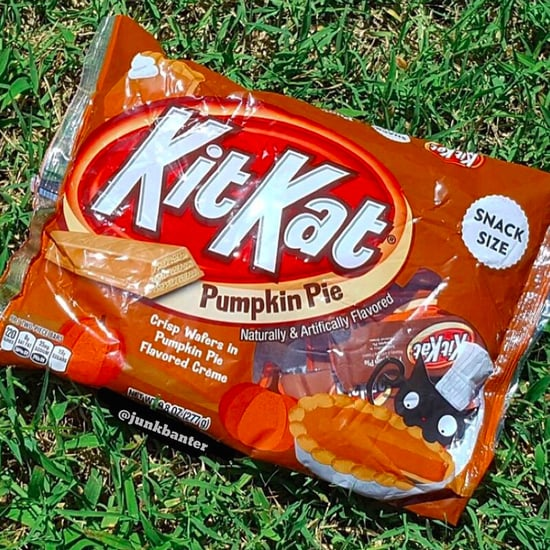 Pumpkin Pie Kit Kats