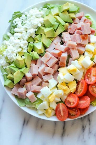 Ham Cobb Salad