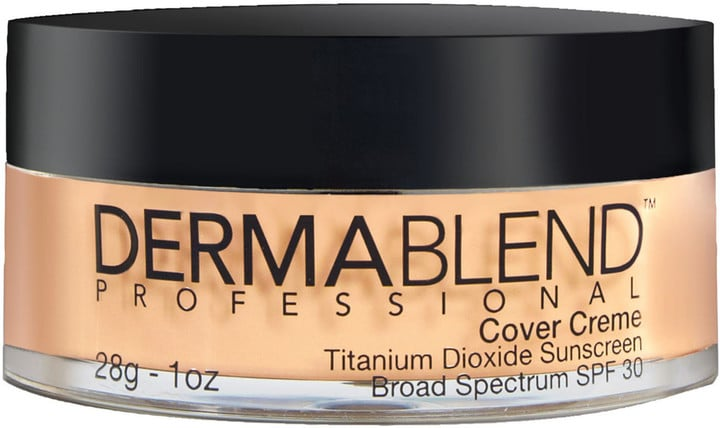 Dermablend Cover Creme ($39) comes in 20 shades.