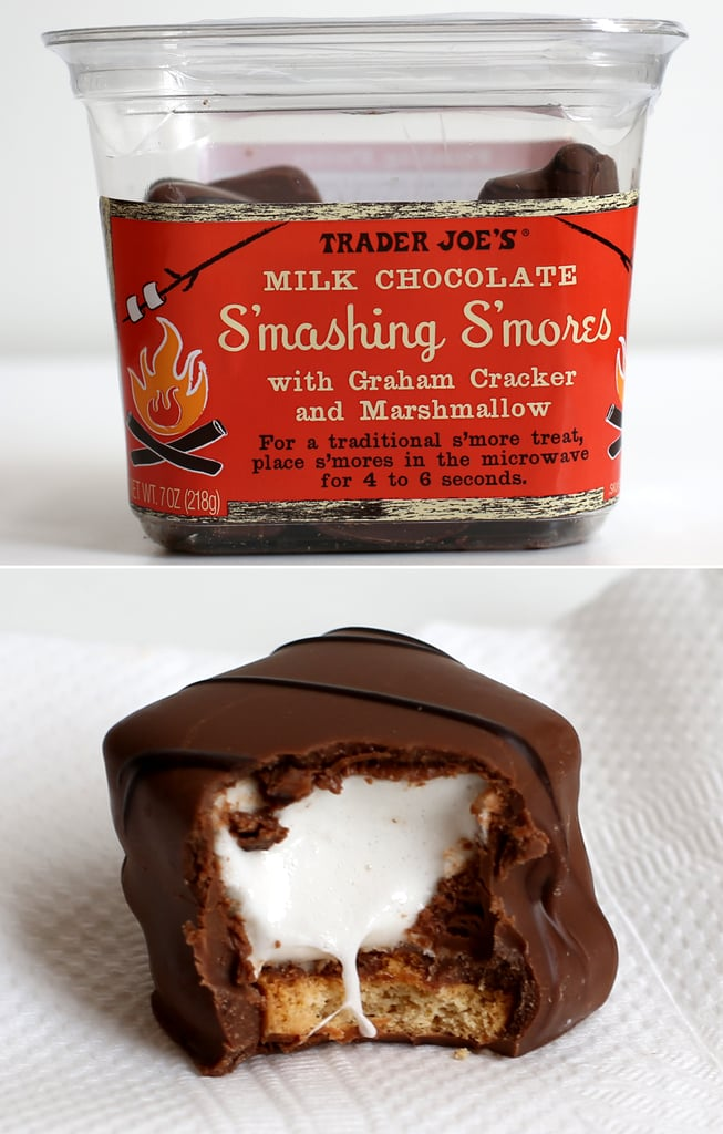 Trader Joe's Milk Chocolate Smashing S'mores ($4)