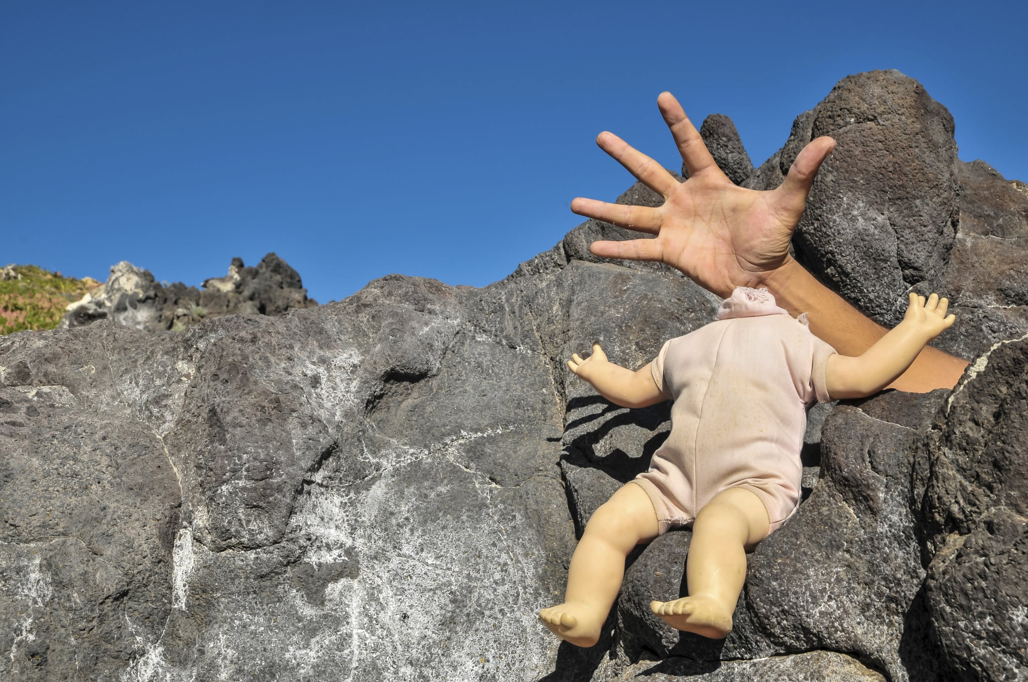 Wait, that's not Mount Rushmore . . .