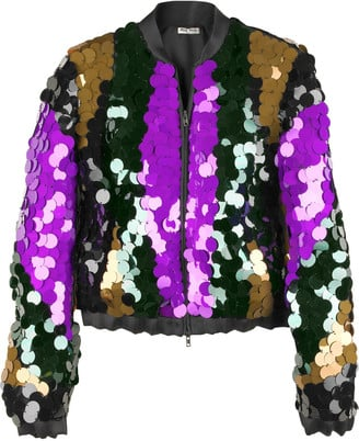 Miu Miu Sequin Bomber: Love It or Hate It?