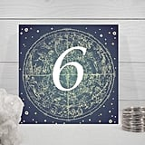 Printable Zodiac Table Numbers