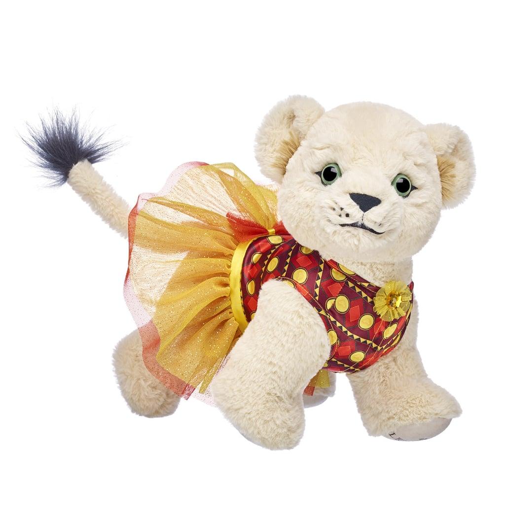 Disney The Lion King Young Nala Build-A-Bear Tutu Gift Set
