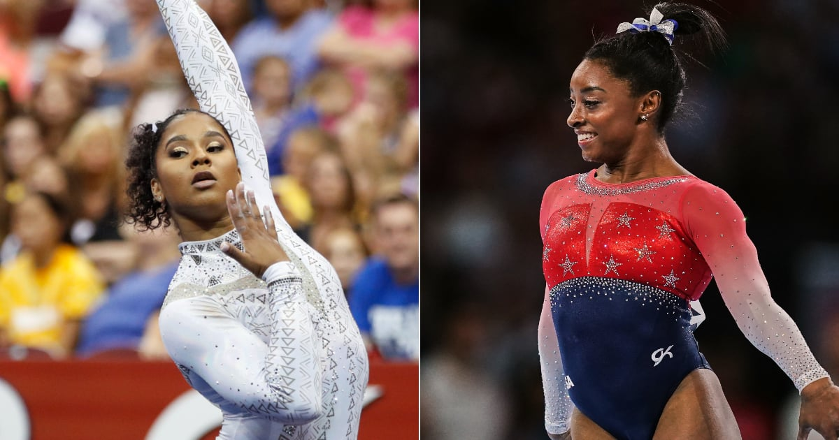 Want to Know What a Core-quake Feels Like? Try Jordan Chiles's and Simone Biles's Ab Workout