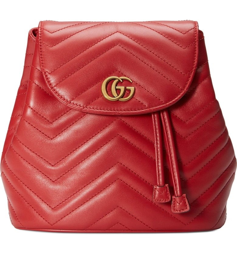 5106a5d46 Gucci GG Marmont 2.0 Matelassé Leather Mini Backpack | Fall New ...