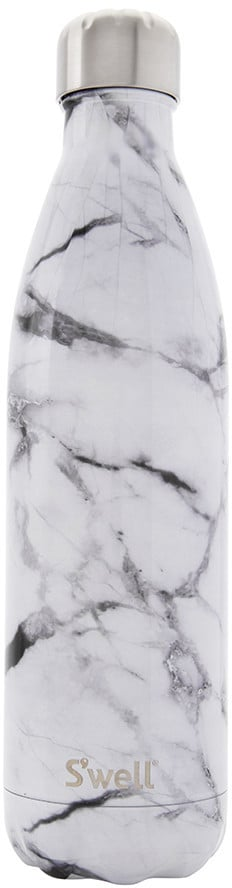 S'well The Element Bottle, White Marble