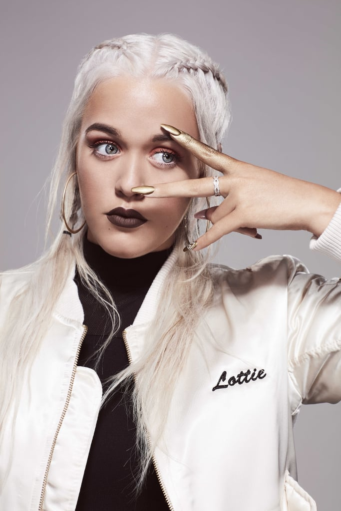 Buy Lottie Tomlinson Nails Inc Spray Polish in Middle East