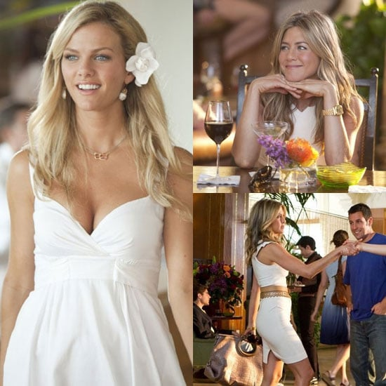 Jennifer Aniston and Brooklyn Decker's Looks in Just Go With It