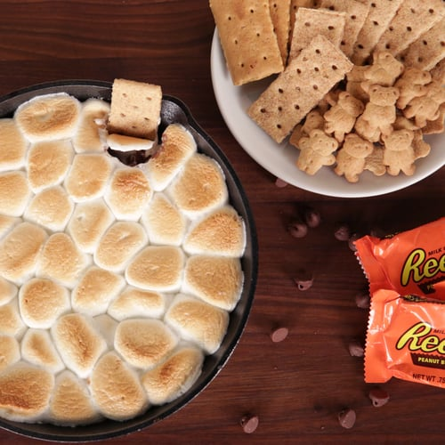 S'mores Dip Recipe Video | POPSUGAR Food