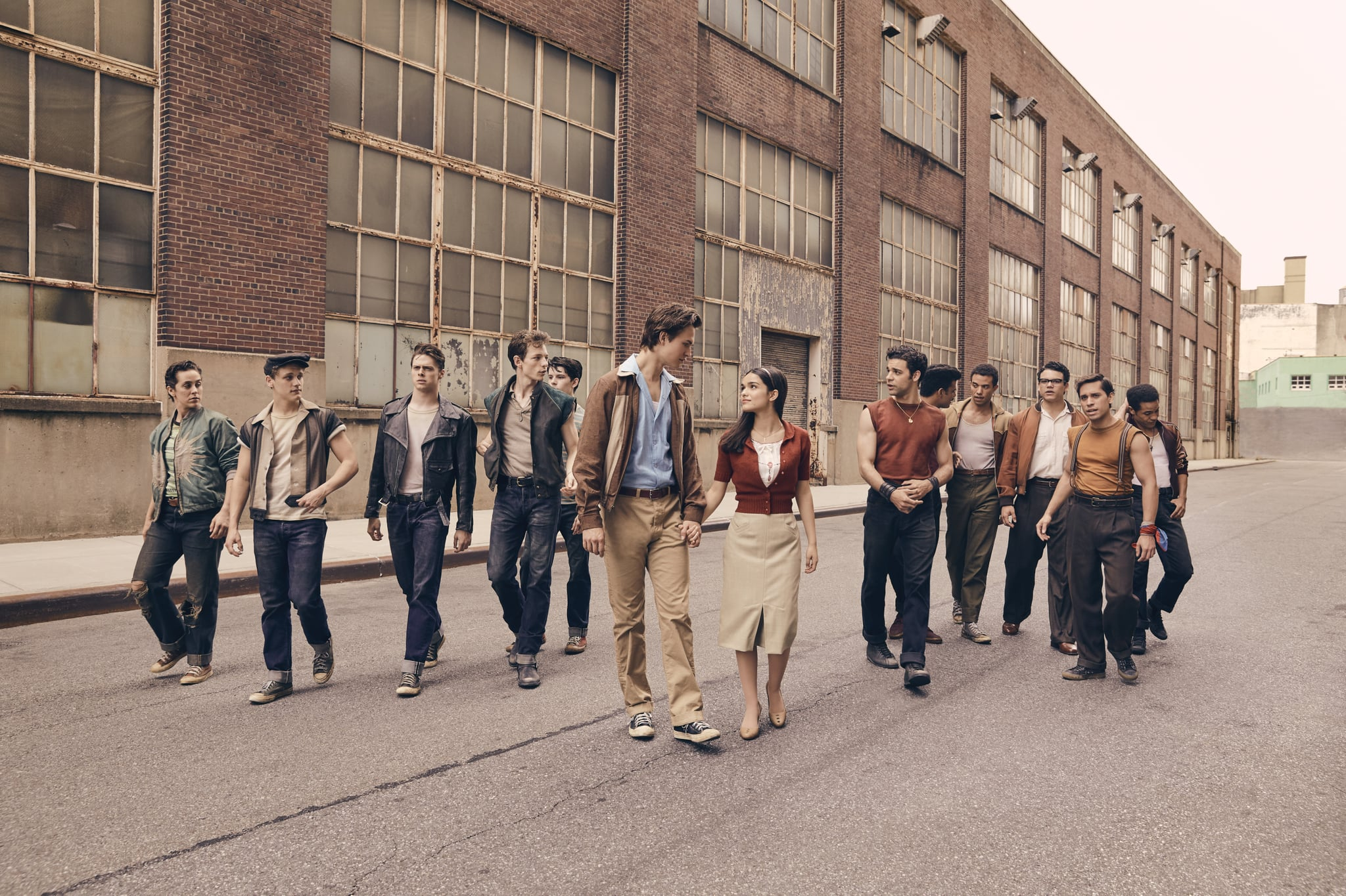 The First Look at Steven Spielberg's West Side Story Remake Is Here, and Alright, We're In