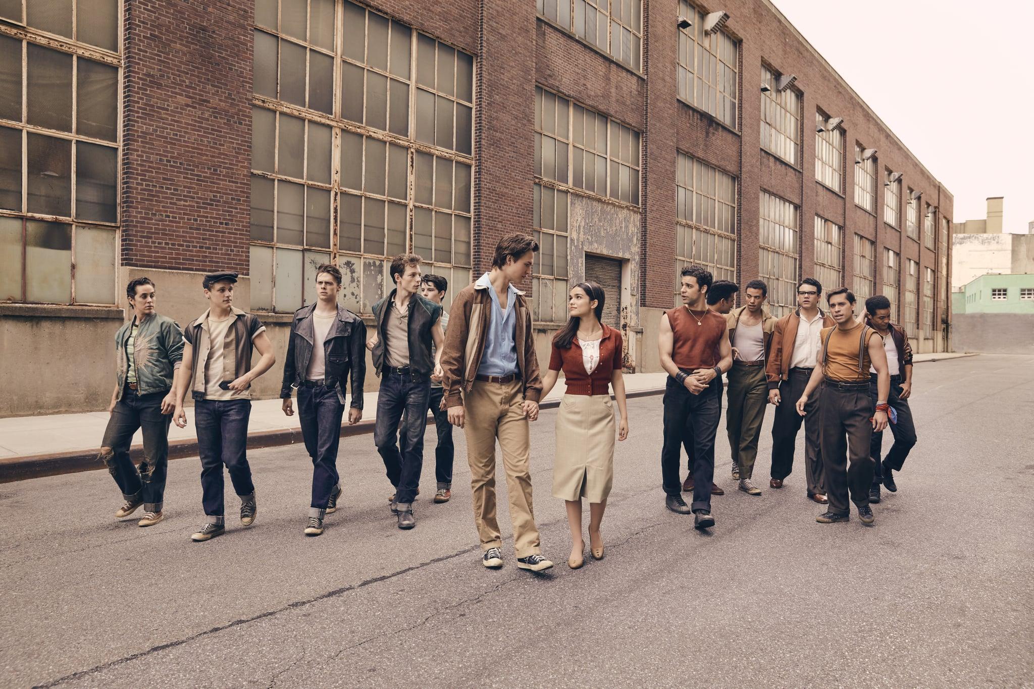 Steven Spielberg's West Side Story Remake Cast Photo | POPSUGAR Entertainment UK