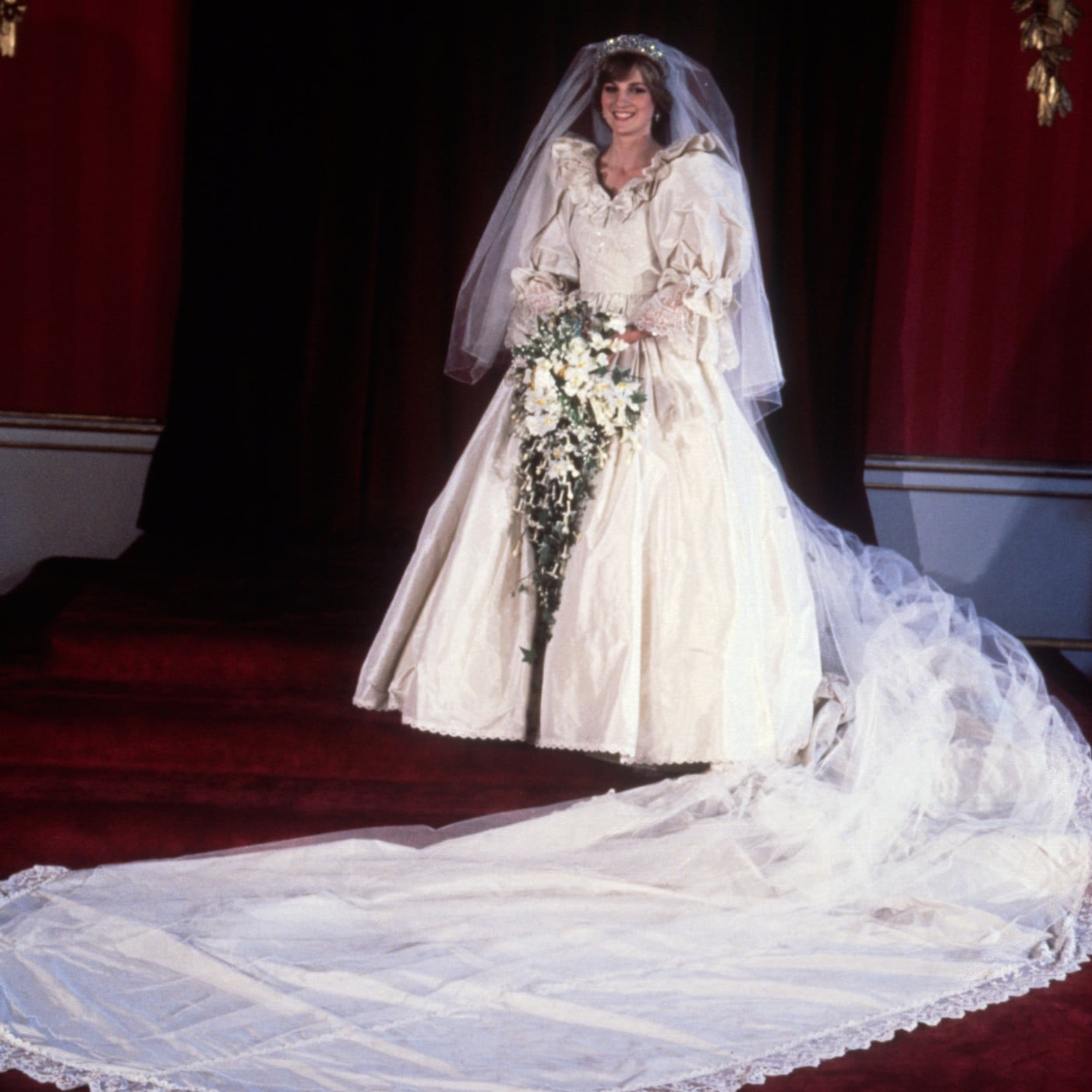 Royal Wedding Dresses Through the Ages | POPSUGAR Fashion