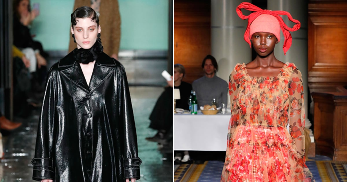 Dominatrix or Disney Princess? What LFW's Biggest Trends Say About Our Wardrobes in 2020