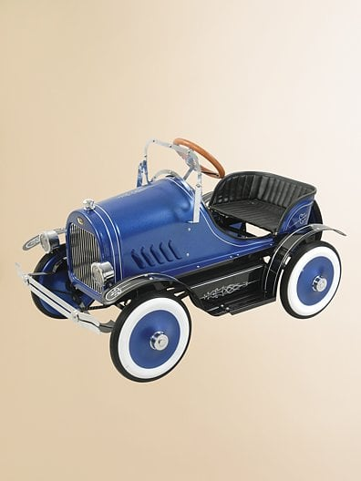 Dexton Kids Deluxe Roadster Pedal Car
