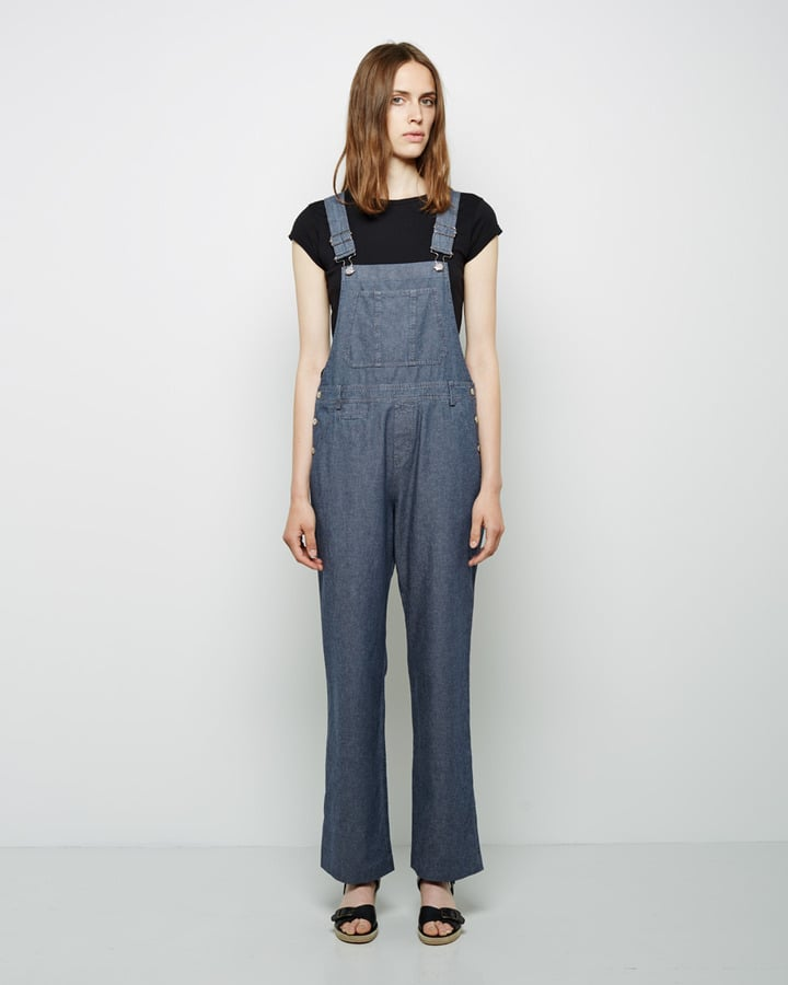 A.P.C. steinbeck overalls ($370)