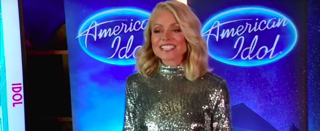 "Kelly Ripa's ""Unique"" American Idol Audition Will Take You by Surprise"