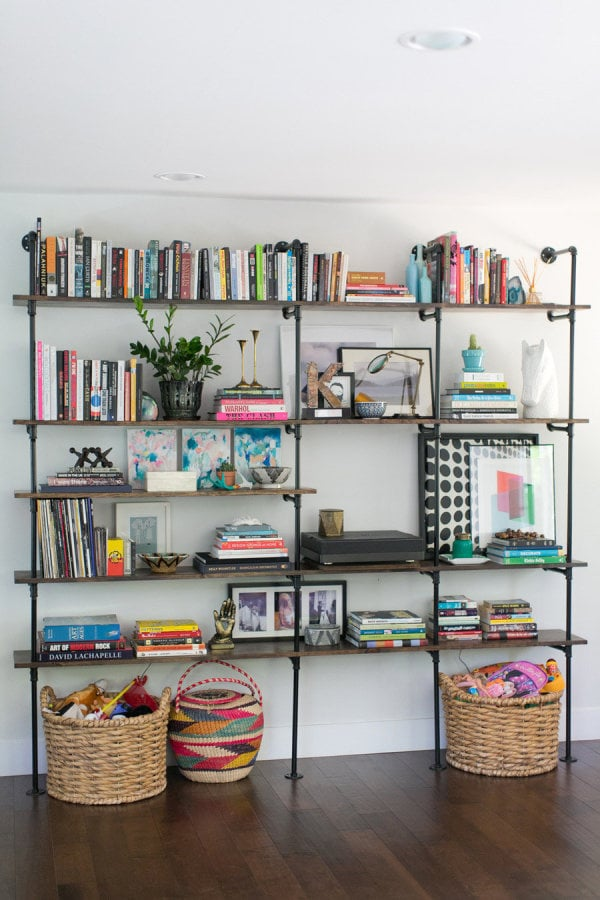 For Open-Shelving Accents