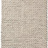 Bloomingville Beige Knit Runner Rug ($272)