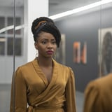 The Surprising Accessory You Likely Didn't See Hiding In Teyonah Parris's Hair In Candyman