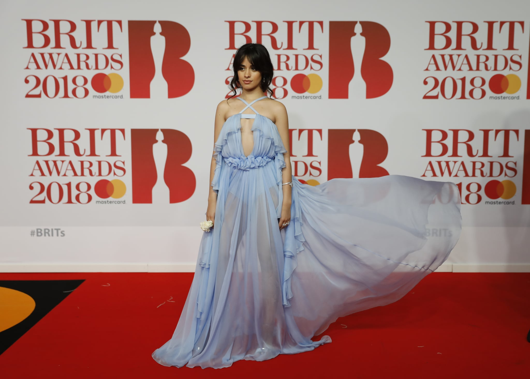 Five Things That Happened at the 2018 Brit Awards