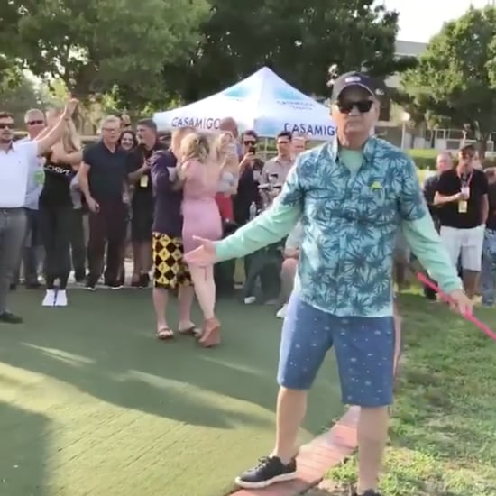 Bill Murray Gender Reveal Video