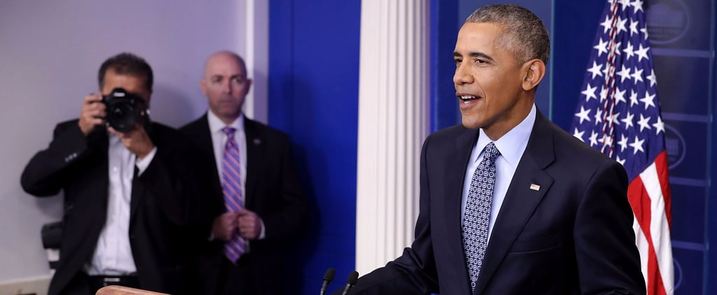 President Obama's Advice to His Daughters Is Exactly What America Needs to Hear Right Now