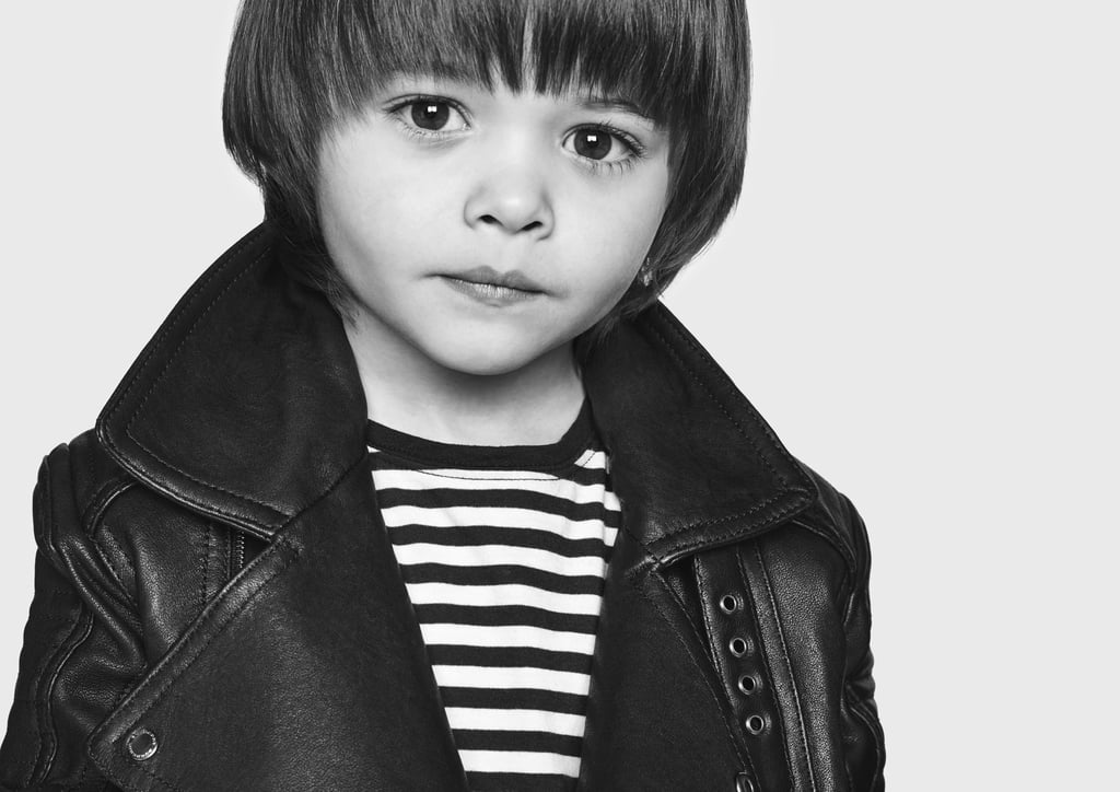 Burberry Childrenswear Autumn 2013