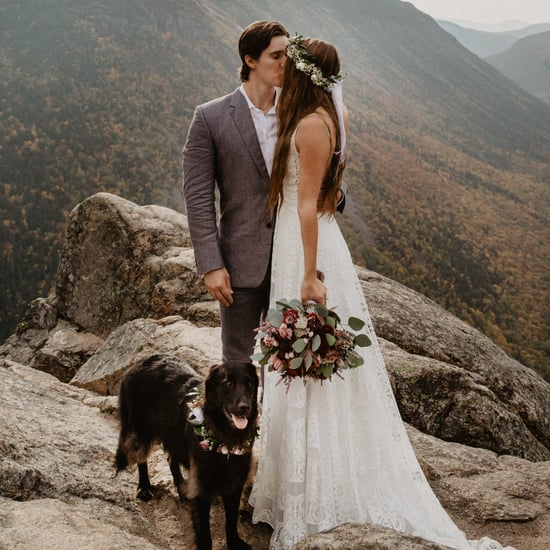 New Hampshire Outdoor Adventure Elopement